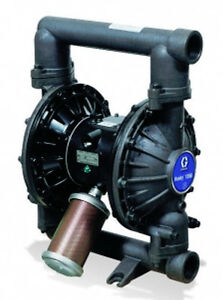 Graco Husky 1590 Dbl Diaphragm Pump Db3ggg Series Gasoline Industrial Diesel