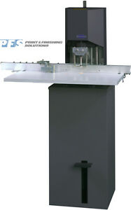 Challenge Jf Single spindle Paper Drill