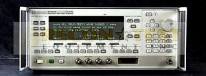 Agilent Hp Keysight 83622b Synthesized Swept signal Generator 2 20ghz