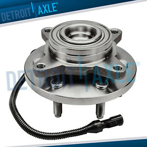 Front Wheel Hub And Bearing For 2007 2006 2008 2012 Expedition Navigator 2wd