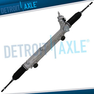 Complete Power Steering Rack Pinion Assembly For Ford Explorer And Mountaineer