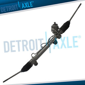 Complete Power Steering Rack And Pinion Assembly For Buick Chevy Pontiac Olds