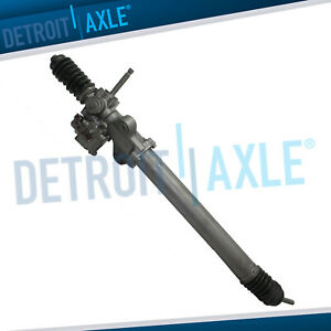Complete Power Steering Rack And Pinion Assembly For 1992 1996 Honda Prelude