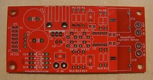 Diy Pcb Isolated Current Sensor For Panelpilot Meters