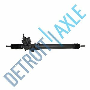 Complete Power Steering Rack Pinion Assembly 1991 1995 Acura Legend