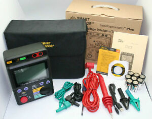 New Ar3126 High voltage Digital Insulation Resistance Meter Tester