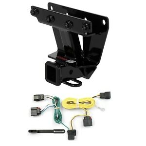 Curt Class 3 Trailer Hitch 2 Tow Receiver Wiring For Jeep Grand Cherokee