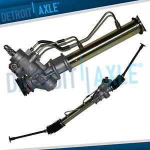 Complete Power Steering Rack And Pinion Assembly For 1986 1993 Toyota Celica
