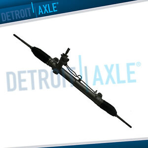 Power Steering Rack Pinion Chrysler 300 Dodge Challenger Charger Magnum Rwd