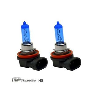 Gp Thunder Ii 7500k H8 Xenon Halogen Light Bulb 35w White On Sales