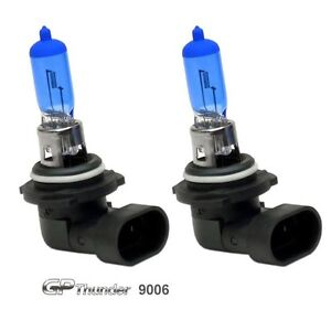 Gp Thunder Ii 7500k 9006 Hb4 Xenon Halogen Headlight Bulb 55w Sgp75 9006