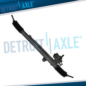 Complete Power Steering Rack And Pinion Assembly For 1999 2003 Acura Tl