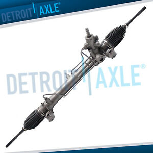 Complete Power Steering Rack And Pinion Assembly For 2003 2008 Toyota Corolla