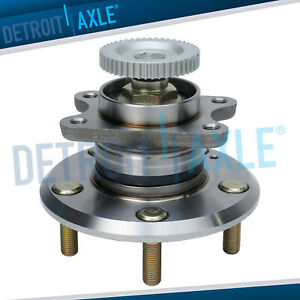 New Rear Complete Wheel Hub And Bearing Assembly W Abs Fits Xg300 Xg350