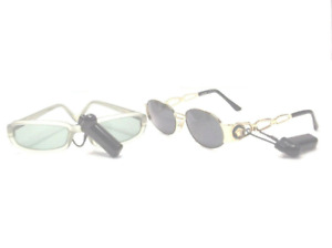 200 Pcs Eas Rf 8 2mhz Checkpoint Compatible Anti Theft Security Eyeglasses Tag