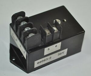 Crown Forklift Lift Truck 36v Relay Part 88083 2 Used