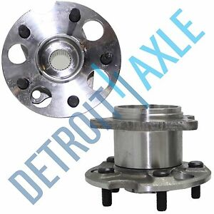 Rear Wheel Bearing Hub Assembly Pair 4wd Awd For 04 13 Toyota Highlander Venza