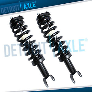 Dodge Ram 1500 Struts Complete Coil Spring Assembly Fits Front Left Right 4wd