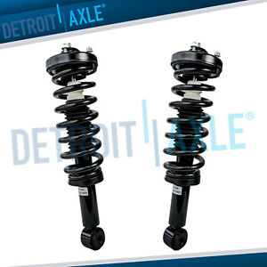 Ford F 150 Struts Coil Spring Complete Assembly Fit Driver Amp Passenger Side 2wd