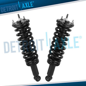 Front Strut Coil Spring Set For 2000 2001 2002 2003 2004 2005 2006 Toyota Tundra