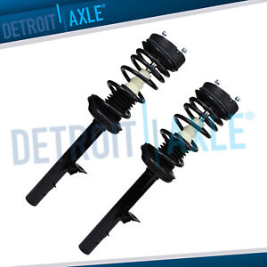 Both 2 New Rear 300m Intrepid Lhs Complete Quick Ready Strut Assembly