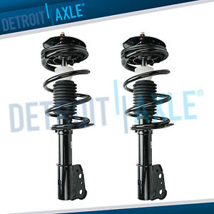 Grand Am Malibu Cutlass Alero Front Complete Strut Spring Assembly Pair