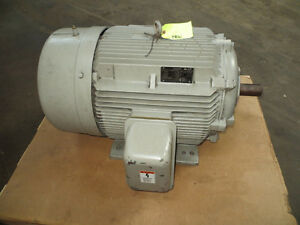 100 Hp Siemans Electric Motor 3750 Rpm 575 Volts Canadian Voltage Tefc High Eff