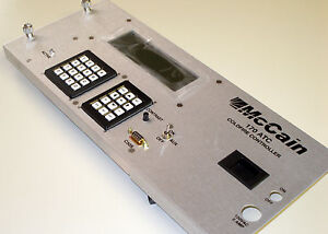 Mccain 170 Coldfire 170e 170atc Traffic Controller Cpu 2070 Front Panel Upgrade