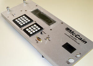 Mccain Coldfire 170e 170 atc Traffic Controller Cpu 2070 Front Panel Upgrade