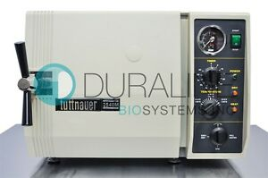 Tuttnauer 2540m Autoclave Steam Sterilizer Fully Refurbished W 6 Month Warranty