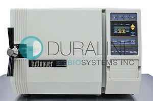 Tuttnauer 2540ea Autoclave Steam Sterilizer Fully Refurbished 6 Month Warranty