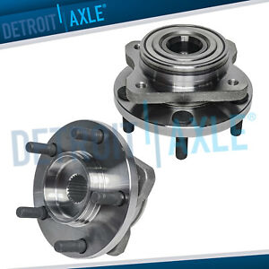 2 Front Wheel Bearing Hub For 1996 2007 Dodge Caravan Chrysler Town And Country