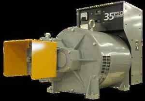 Winco 35kw Pto Generator W Trailer Pto Shaft