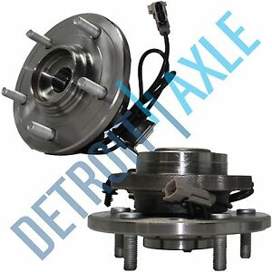 2 Front Wheel Bearing Hub Assembly For 2004 2005 2006 Chrysler Pacifica