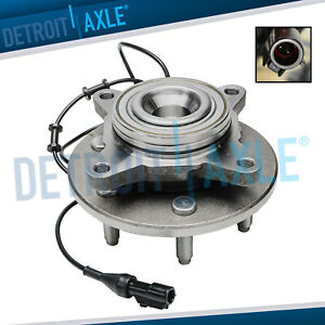 Front Wheel Bearing Hub 2003 2006 Ford Expedition Lincoln Navigator 2wd Rwd