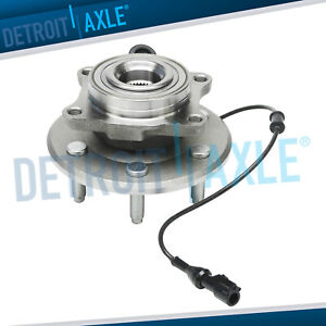 2003 2006 Ford Expedition Lincoln Navigator Rear Wheel Hub Bearing Abs 2wd 4wd