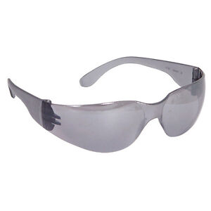 Radians Mirage Safety Glasses silver Mirror Lens
