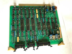 Used Japax Mwi a527 54 a Edm Pc Board Di