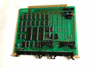 Used Japax Mwi a522 54 b Edm Pc Board Di