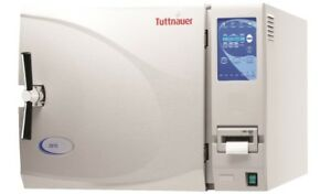 Tuttnauer 3870eap Autoclave Sterilizer With Printer Stand Ships Free In Stock