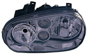 1999 2002 Volkswagen Vw Golf gti Driver Side Headlight Assembly With Fog Light