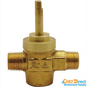 Replacement Control Valve For Chinese Wok Range Natural Gas Wr gv