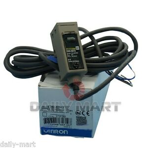 Omron Photoelectric Switch E3s cd12 E3scd12 New Free Shipping