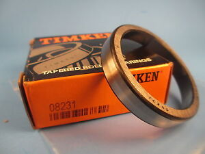 Timken 08231 Tapered Roller Bearing Cup