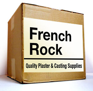 White Fren Rock 25 Lbs For 34 50 Free Fast Shipping Plaster Guys