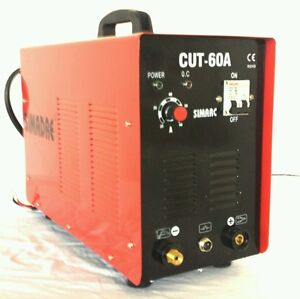 Plasma Cutter Simadre Powerful Ct60a 220 230v 60 Amp