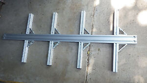 60 Tall T slot 8020 Tree Unit 80 20 Inc Series 15 Aluminum Extrusion 23 wide