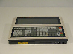 Mitsubishi Melsec Gp 80 Graphic Programming Panel