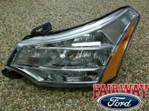 08 09 10 Focus Oem Genuine Ford Parts Left Driver Head Lamp Light New