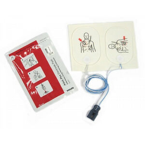 Philips Heartstart Aed Defibrillator Pads 1 Set For Fr2 And 989803158211
